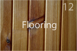 wood van flooring