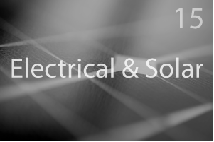 electrical and solar panels