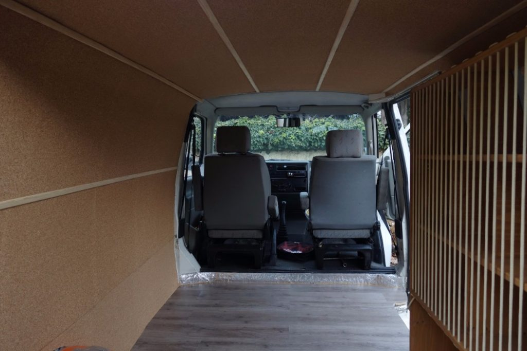 Van Ceiling Amp Walls Panel Installation Conversion Guide Outbound Living