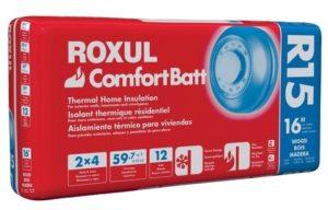 ComfortBatt R-15 Fire Resistant Stone Wool Insulation