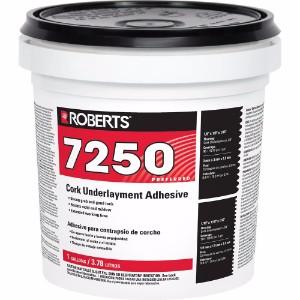 Cork Underlayment Adhesive
