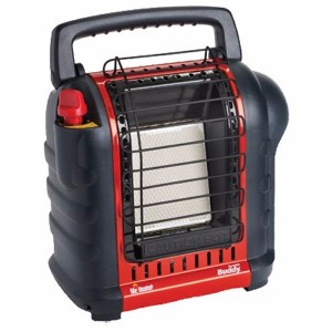 Indoor-Safe Portable Radiant Heater