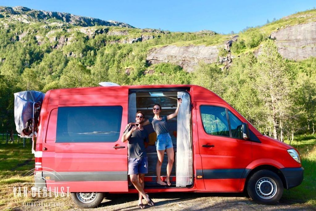 Best Vans To Live In For Van Life Outbound Living