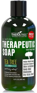Tea Tree environmentally friendly body wash