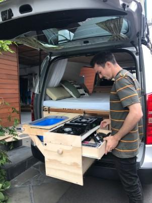 van kitchen all