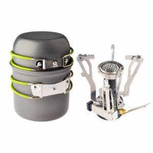 Portable Outdoor Camping Stove backpacking