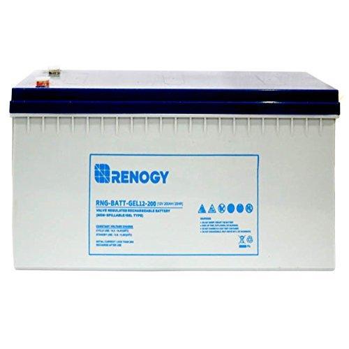 Renogy Battery 12V 200Ah