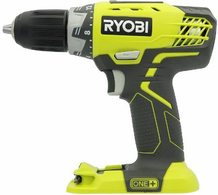 Ryobi 18-Volt ONE+ Lithium-Ion Cordless Drill