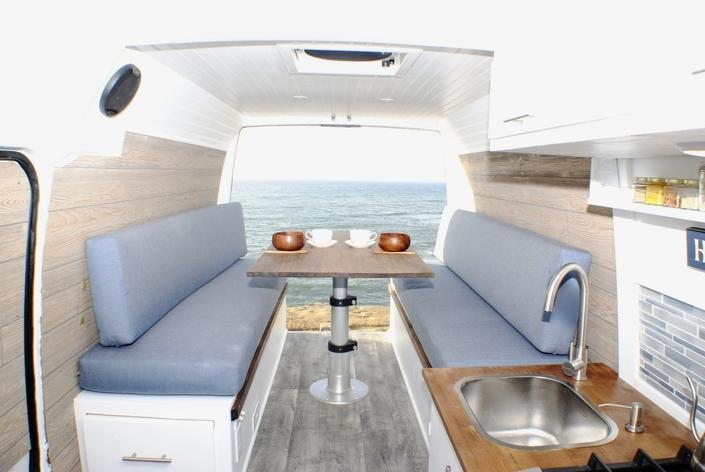 Diy Camper Van Bed Conversion Layout Options Outbound