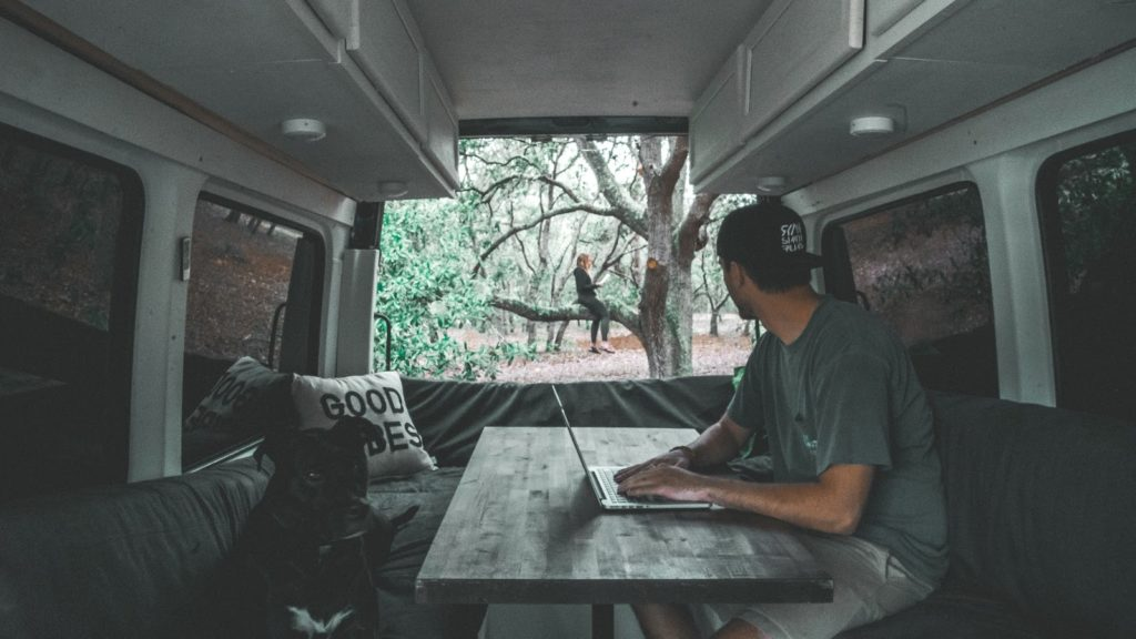 Entrepreneur van living