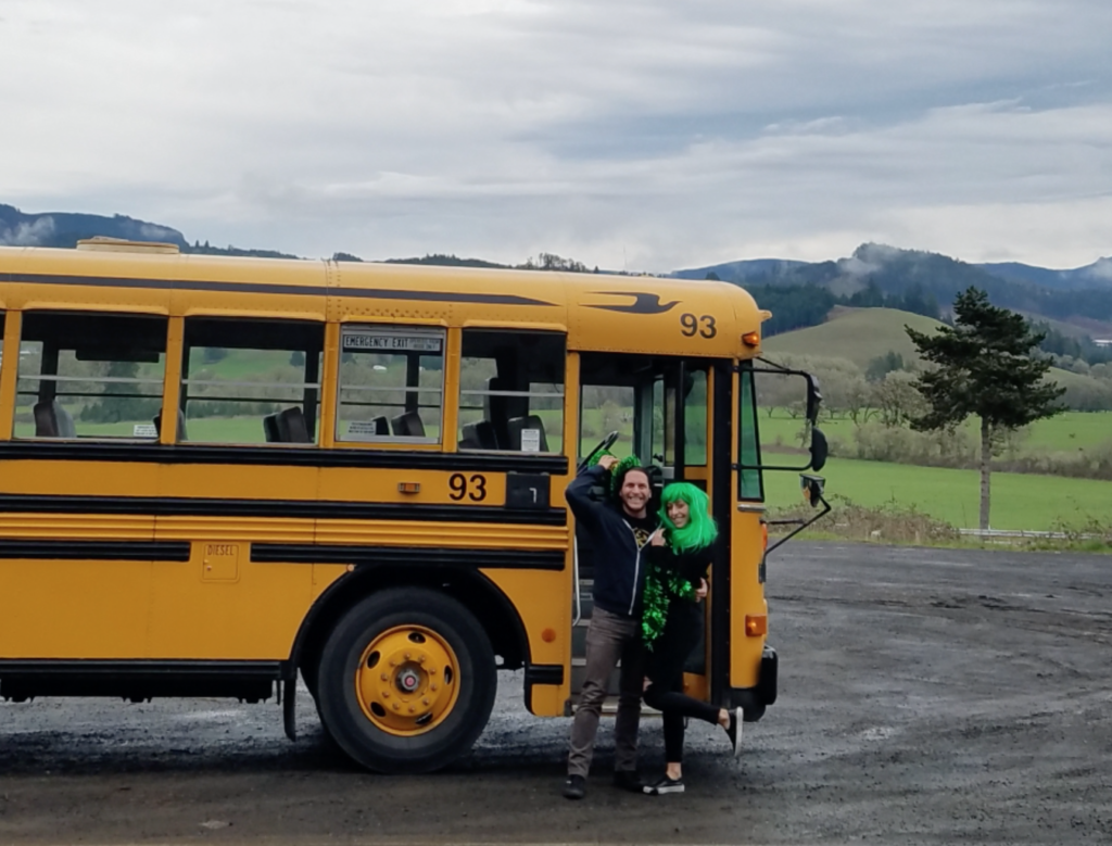 tips challenges of converting a school bus skoolie outbound living