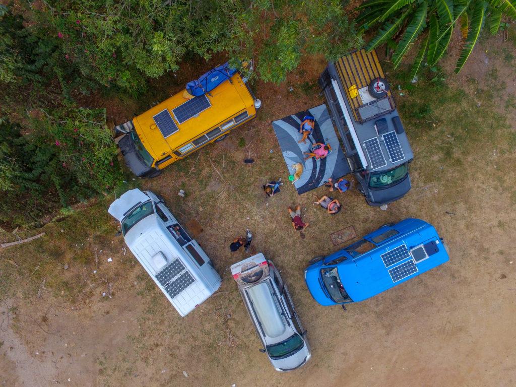 van life gathering