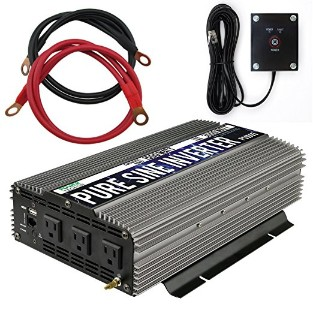 Power Inverter with remote switch