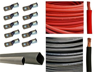 Welding Battery Pure Copper Flexible Cable