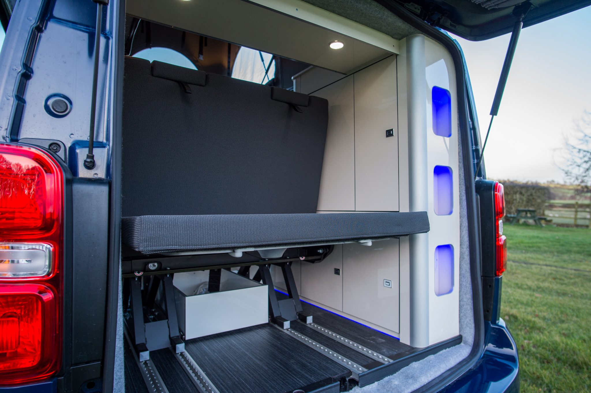 Introducing The New Toyota Proace Compact Camper