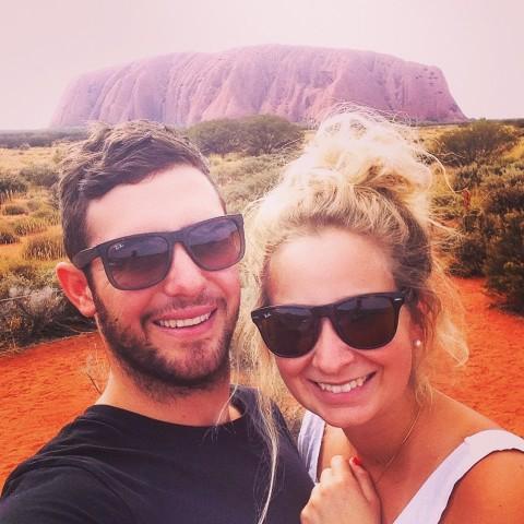 Australia couple