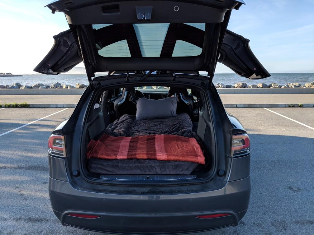 Tesla Bed