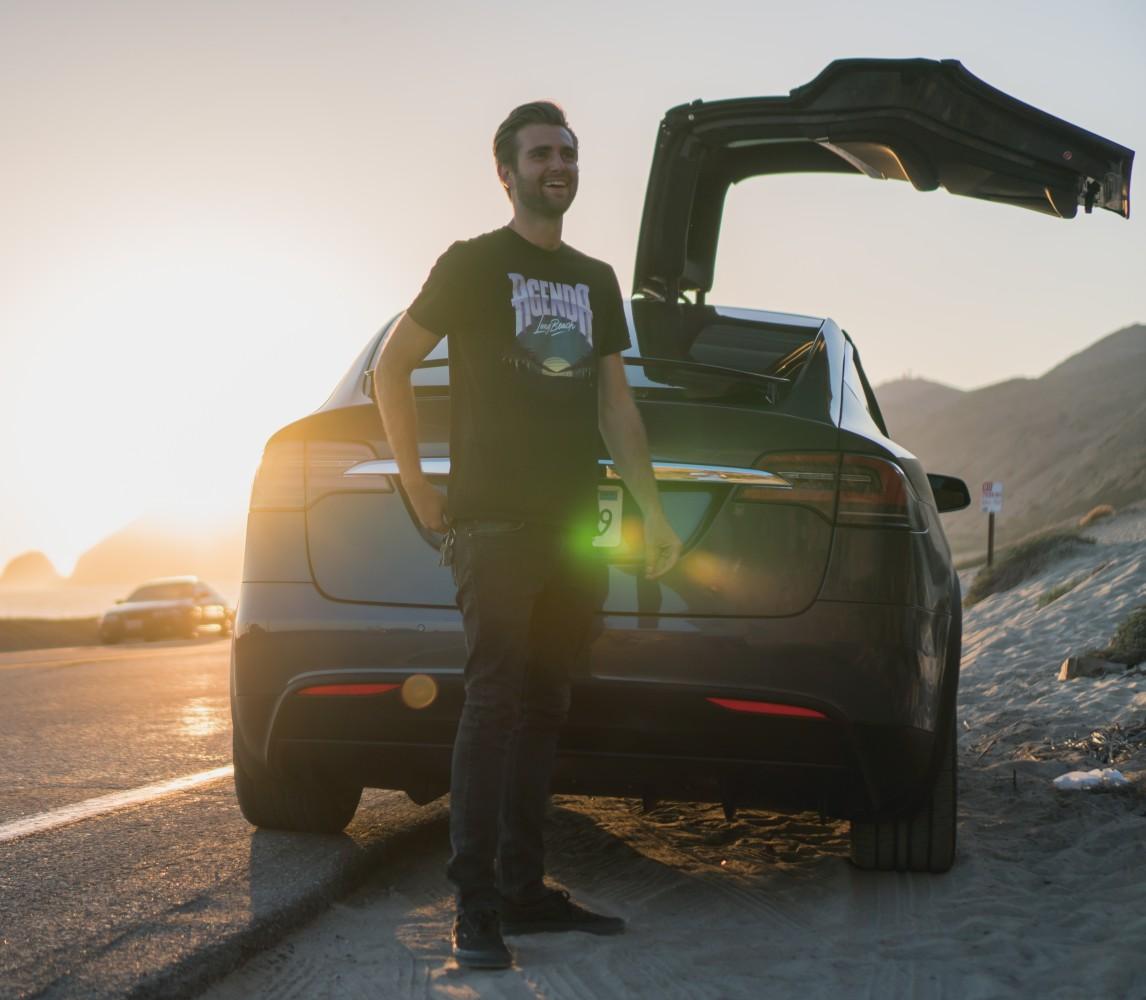 Tesla Van Life