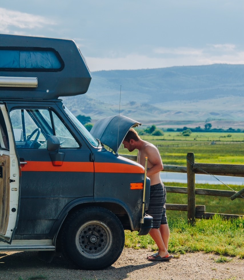 Camper Van Maintenance