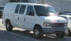 Ford Econoline low top van