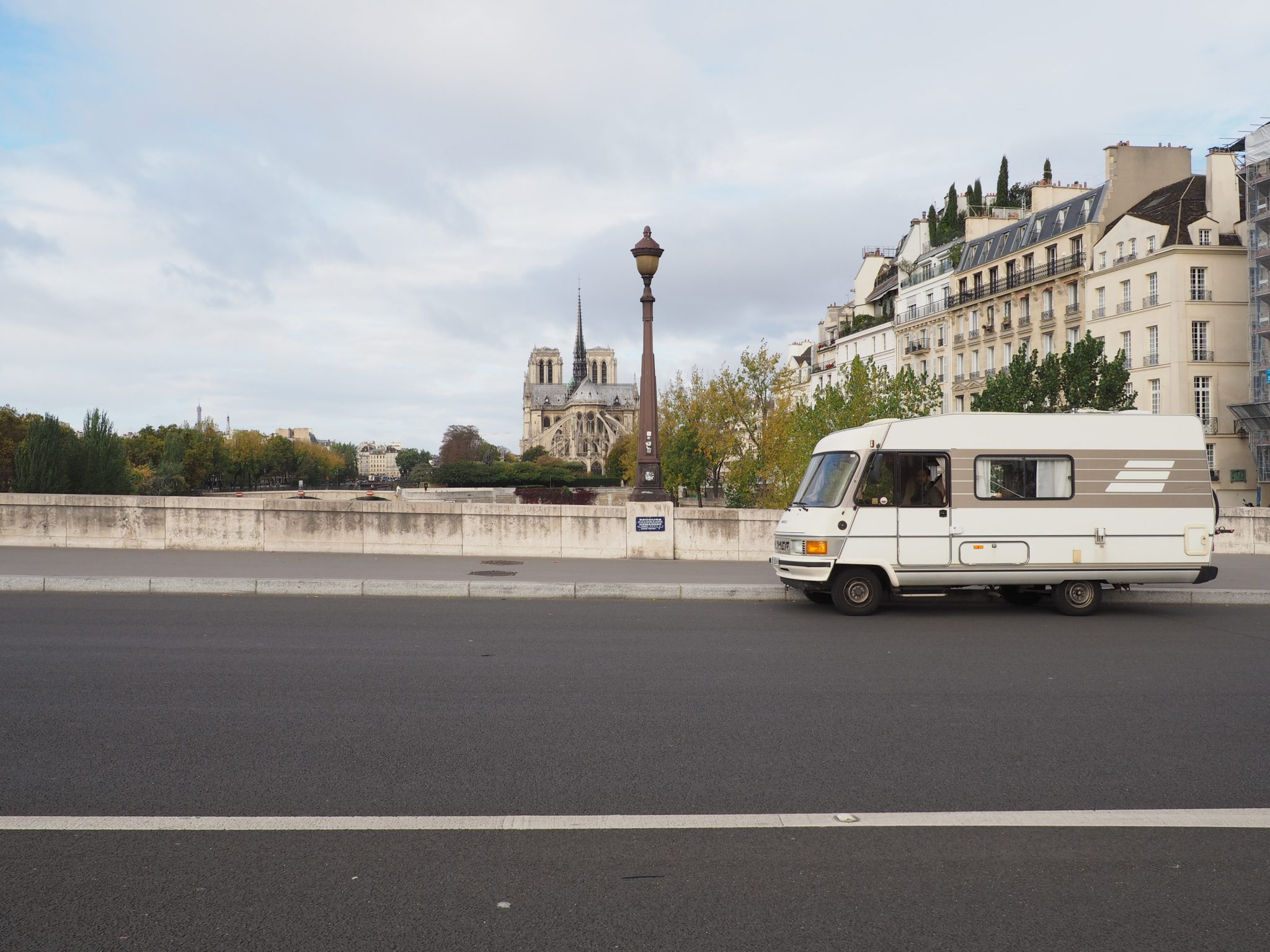 rv travel france