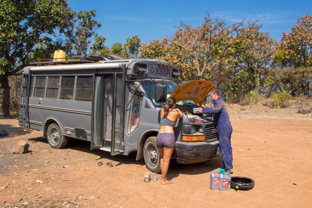 consider before van life
