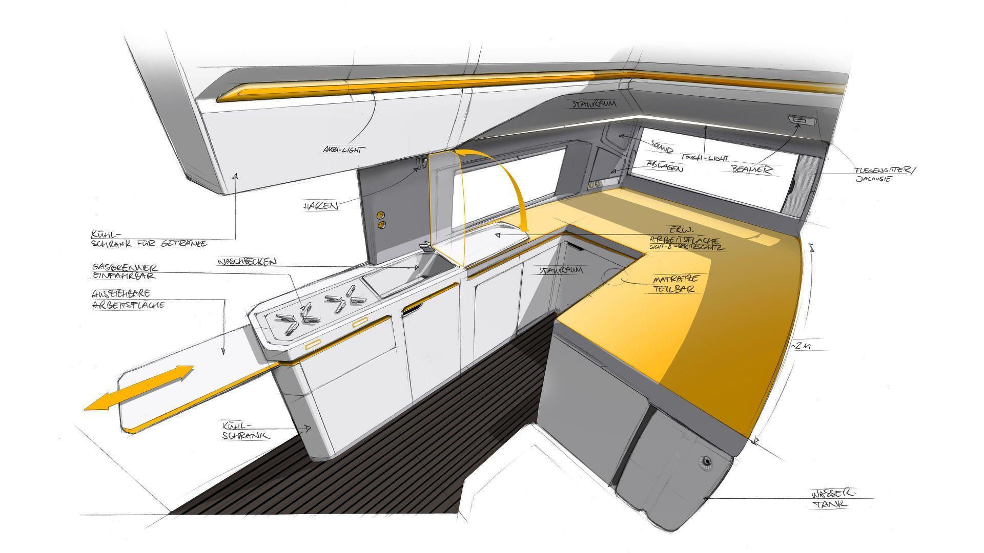 Vw California Xxl Concept Camper Set For Production