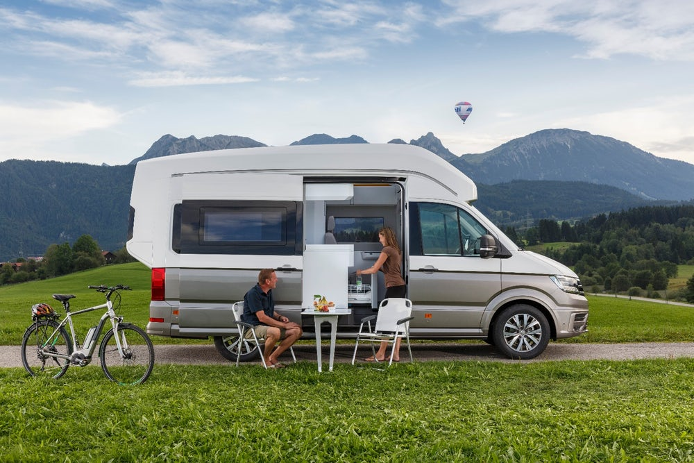 VW California XXL Concept Camper Set For Production