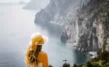 Italy Road Trip van life