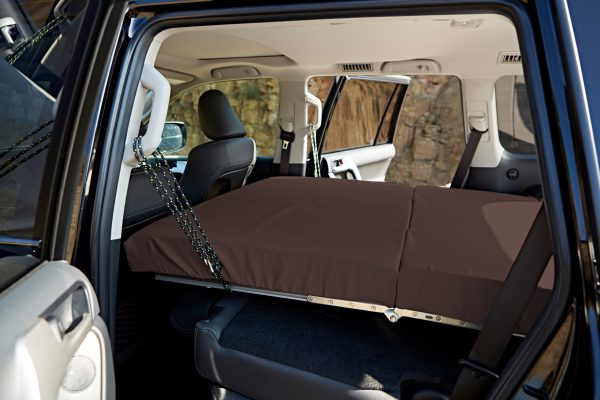 Suv Camper Conversion Kit Sets Up In Less Than One Minute