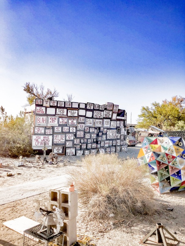 wall slab city