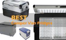 best camper van fridge