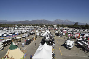 california rv show