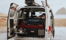 free bird campervan