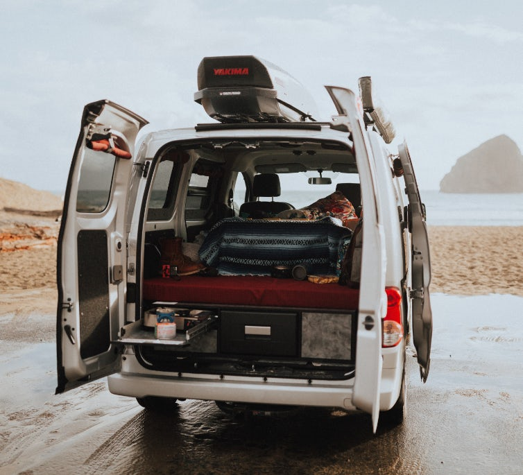 "Free Bird: The ""Swiss Army Knife"" of Campervans - Outbound"