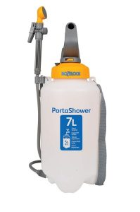 Hozelock Portable Pump Shower