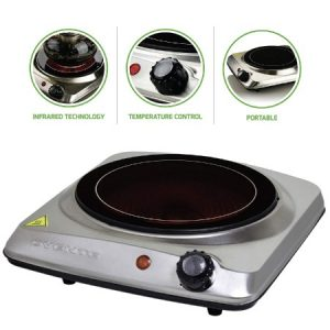 Ovente Countertop Infrared Burner