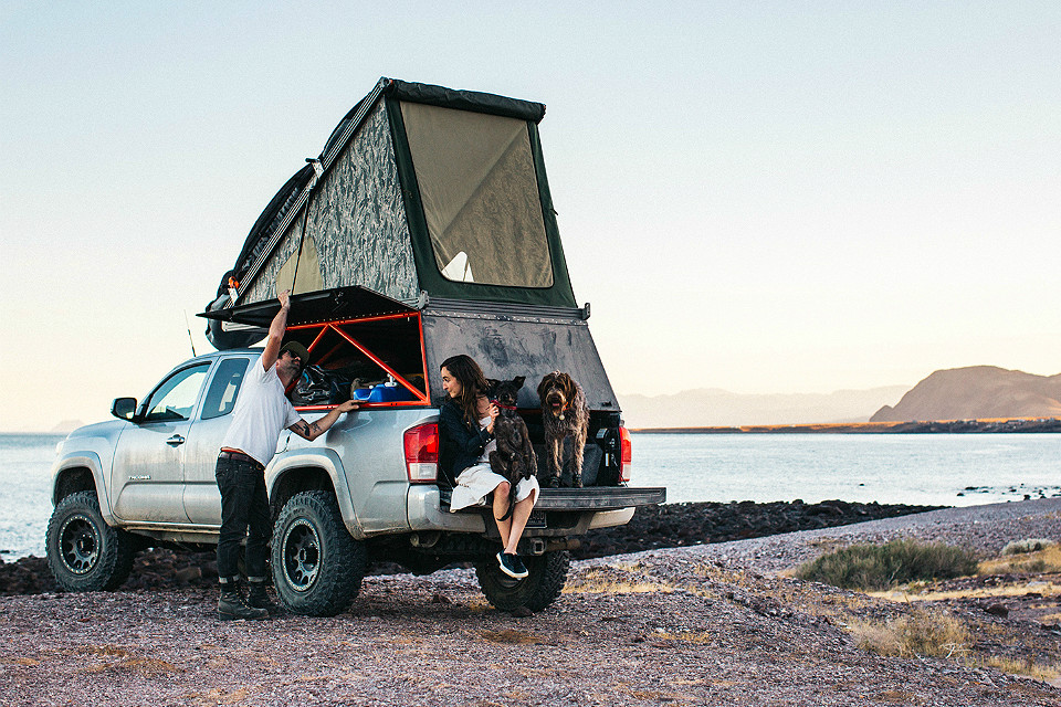 The Thinnest Rooftop Tent On The Market - Outbound Living