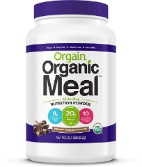Orgain Organic Plant Based Meal Replacement