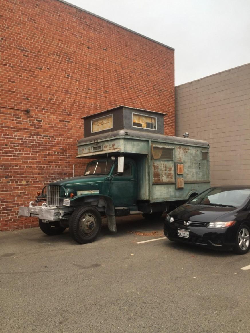 truck cmaper old