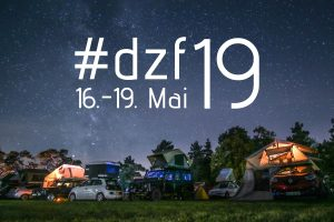 DACHZELT FESTIVAL roof tent camping