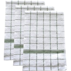 Quick-Drying Kitchen Dish Towels