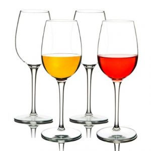 Unbreakable plastic Wine Glasses