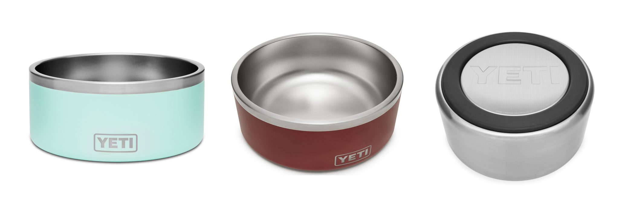 The YETI Boomer dog bowl
