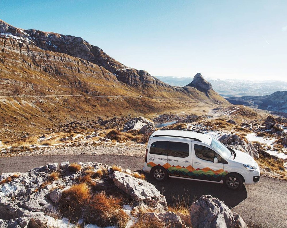 Nest Cuckoo: A Small Camper Van Set For Big Adventures - Outbound Living