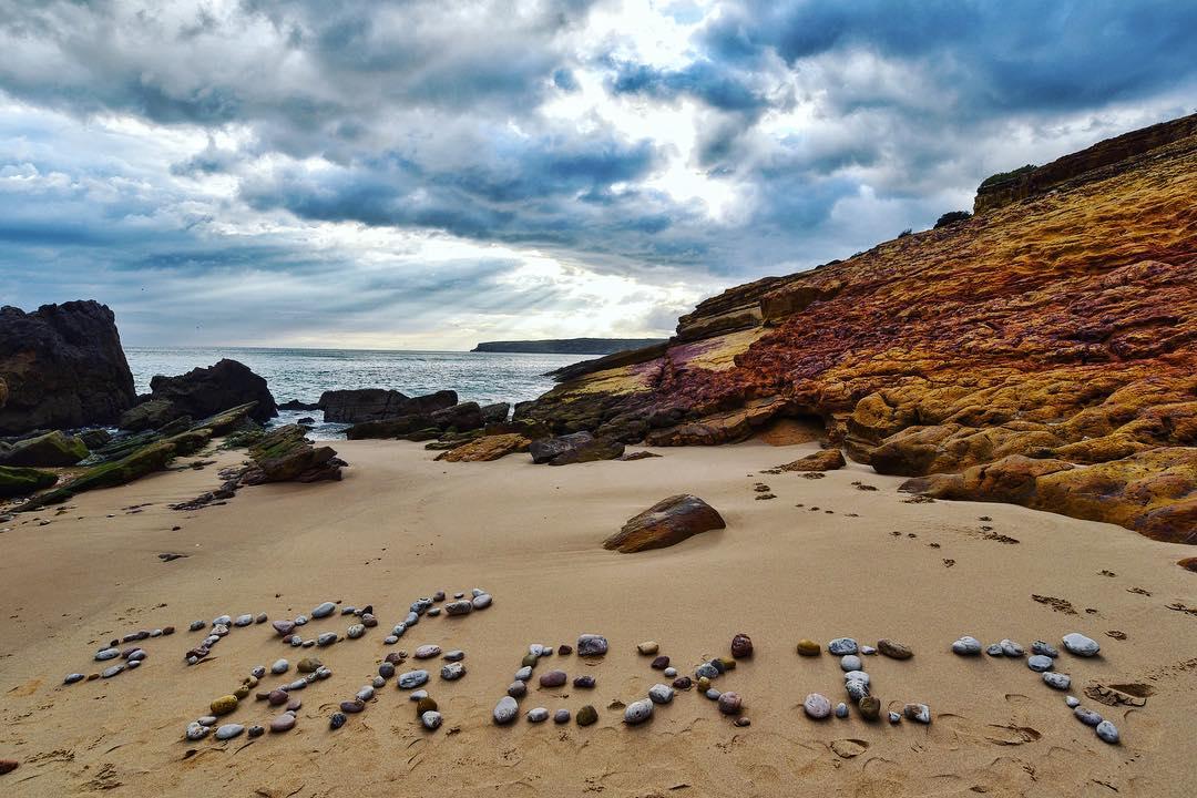 stop brexit beach