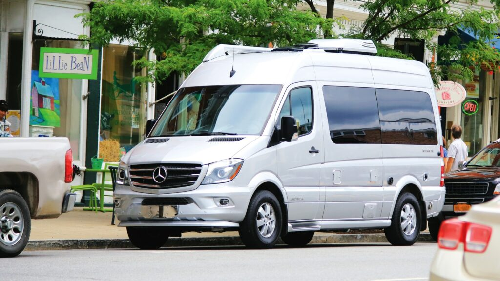 Airstream Interstate Nineteen Mercedes Sprinter touring coach