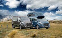 Ford Transit Custom Nugget Campervan by Westfalia