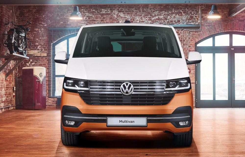 Volkswagen T6.1 Bulli Multivan Electric Update