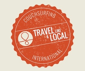 Couchsurfing app logo for Top Vanlife Apps